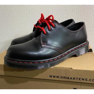 ドクターマーチン(Dr.Martens)のドクターマーチン3ホール レッドステッチ(ブーツ)