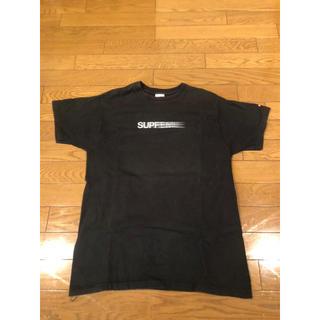 Supreme - supreme 初期1996motion logo T-shirt M