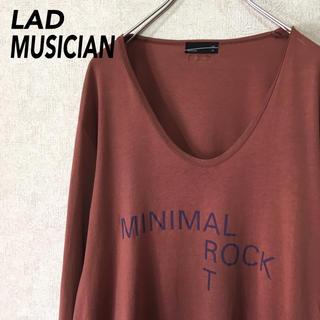 ラッドミュージシャン(LAD MUSICIAN)のLADMUSICIAN ラッドミュージシャン 長袖 ロンT 薄手(Tシャツ/カットソー(七分/長袖))