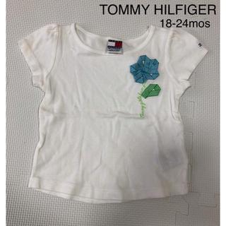トミーヒルフィガー(TOMMY HILFIGER)のトミー Tシャツ(Tシャツ/カットソー)