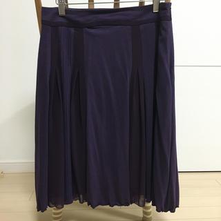 アナトリエ(anatelier)のスカート (ひざ丈スカート)