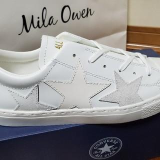Mila Owen - mila owen CONVERSE オールスタークップトリオスターOX