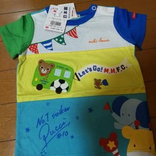 mikihouse - ★新品★ミキハウス プッチー 半袖Tシャツ 80