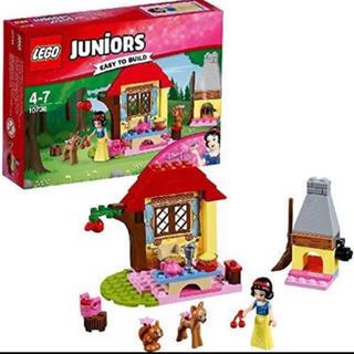 Lego - レゴ  ジュニア ディズニー 白雪姫の森のおうち