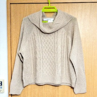 レディース 新品未使用 人気のセーター ニット トップス 即日発送(ニット/セーター)