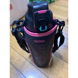 サーモス(THERMOS)の水筒 サーモス ピンク(水筒)
