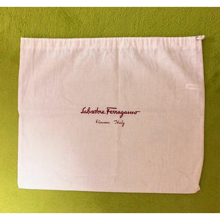 フェラガモ(Ferragamo)の美品!お得!フェラガモ Ferragamo 保存袋 ショップ袋(ショップ袋)