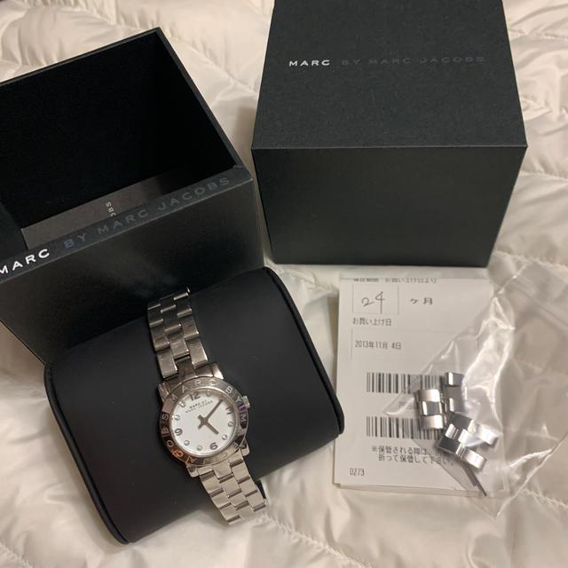 エルメス コピー 品 - MARC BY MARC JACOBS - マークジェイコブス シルバー腕時計の通販