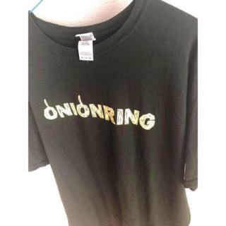 ONIONRING Tシャツ(Tシャツ/カットソー(半袖/袖なし))