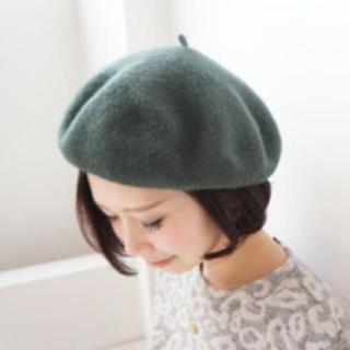KBF - ✳︎KBF ウールベレー帽