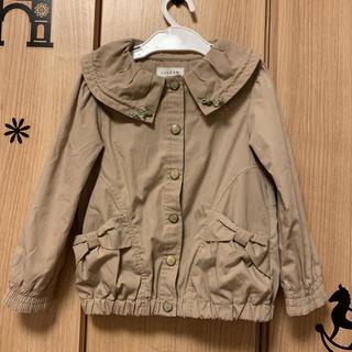 anyFAM - 110エニィファムガーリースプリングコート上着羽織記名なし