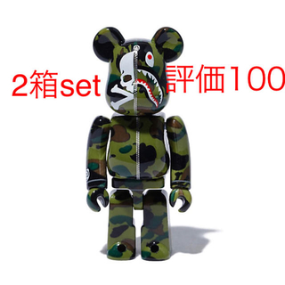 MEDICOM TOY - mastermind x A BATHING APE BE@BRICK