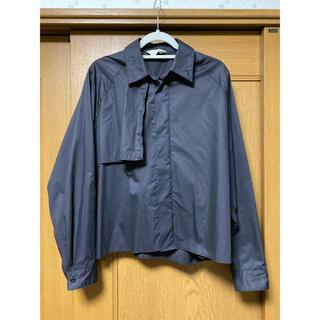 ジエダ(Jieda)の19ss JieDa  TRENCH SHIRT トレンチシャツ(シャツ)