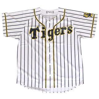阪神タイガース - プリントユニフォーム 阪神タイガース 番号なし ホーム