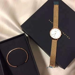 ダニエルウェリントン(Daniel Wellington)のダニエルウェリントン 腕時計(腕時計)