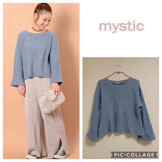 mystic - mystic ミスティック ニットセーター