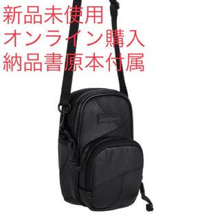 Supreme - supreme leather shoulder bag 19aw
