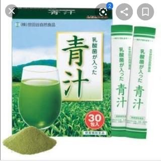 世田谷食品 乳酸菌青汁30本+おまけ2本(青汁/ケール加工食品)