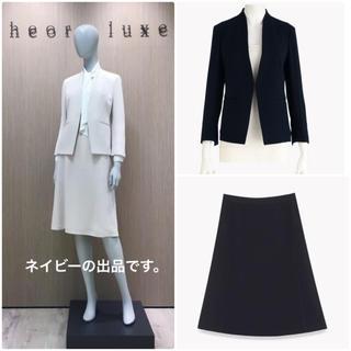 セオリーリュクス(Theory luxe)の theory luxe 19年発売 LIFT スーツ DONNA  紺38(スーツ)
