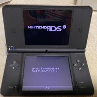 任天堂 - Nintendo DS ニンテンドー DSI LL DARK BROWN