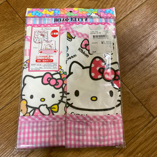 ハローキティ - お食事用エプロン2枚組 キティ