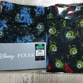 Disney - モンスターズ・インク マイク サリー ディズニー  メンズ  トランクス L