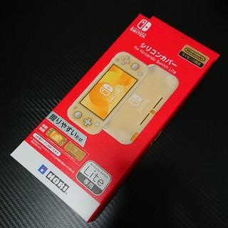 【開封品】HORI Nintendo Switch Lite用 シリコンカバー