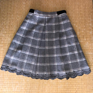 Feroux - feroux チェック スカート