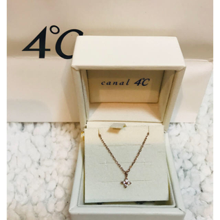 canal4℃ - 4℃ ネックレス