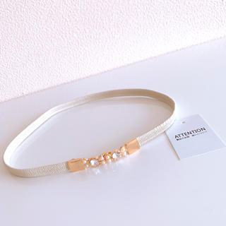 evelyn - 新品未使用 極細ベルト 1cm