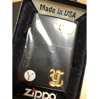 ジッポー(ZIPPO)のZIPPO イニシャル y(タバコグッズ)