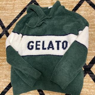 gelato pique - マホト着用 ジェラートピケオムルームウェア上のみ