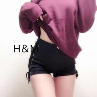 H&M - エイチアンドエム ショートパンツ
