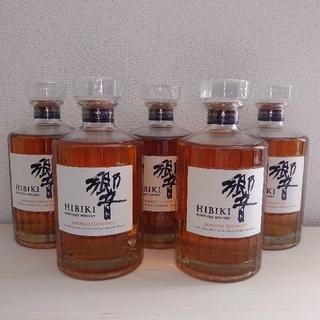 サントリー - サントリー  ウイスキー 【響】5本セット