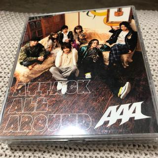 AAA - AAA ATTACK ALL AROUND アルバム