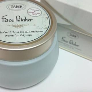 サボン(SABON)の【SABON】フェイスポリッシャー Face Polisher 200ml (洗顔料)