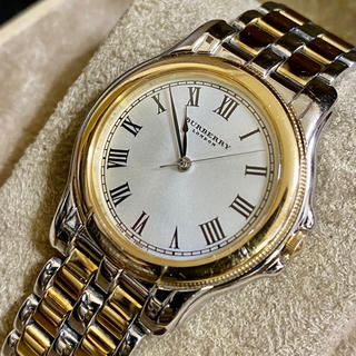 BURBERRY - BURBERRYバーバリー メンズ腕時計