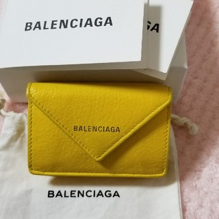 Balenciaga - BALENCIAGAミニウォレット❤️三つ折り財布好きな方に‼️