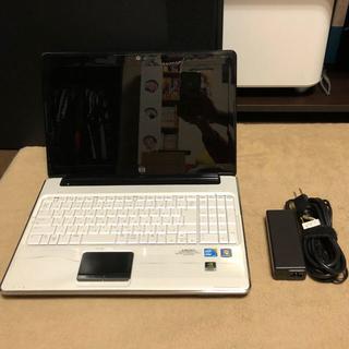 ヒューレットパッカード(HP)のHP ノートパソコン Pavilion dv6t-2100(ノートPC)