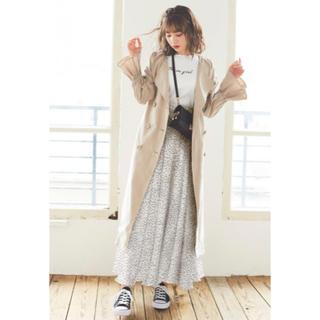 GRL - GRL ドットロングスカート