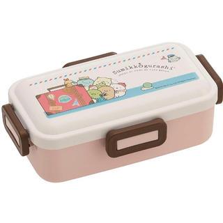 サンエックス(サンエックス)のすみっコぐらし お弁当箱 新品 ふんわり盛れるドーム型フタ 食洗機OK  日本製(弁当用品)