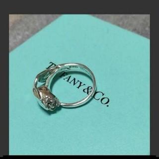 ティファニー(Tiffany & Co.)のティファニー チューリップモチーフリング(リング(指輪))