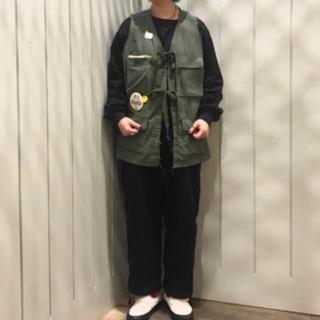 BEAMS BOY - 最終値下げ★propper ベスト★ビームスボーイ