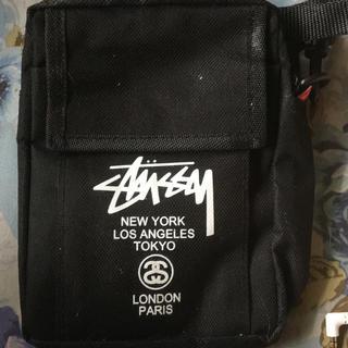 STUSSY - STUSSY ステューシーのショルダーバッグ