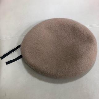WEGO - ベージュベレー帽 WEGO