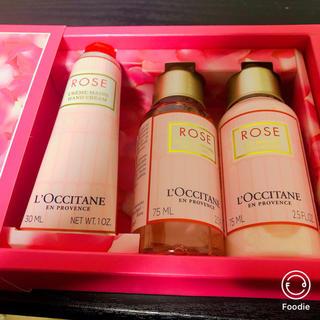 L'OCCITANE - 新品未使用 ロクシタン ローズファーストキット