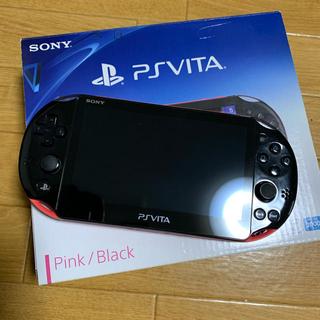 PlayStation Vita - vita  本体 2000シリーズ