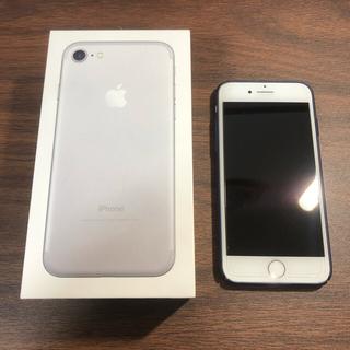 iPhone - 【再出品】美品! iPhone 7 32GB 本体 ドコモ SIMフリー