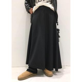 L'Appartement DEUXIEME CLASSE - 【新品】L'Appartement Wool Asymmetry スカート