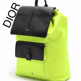 ディオール(Dior)のディオールオム Dior HOMME バックパック リュック ナイロンキャンバス(バッグパック/リュック)